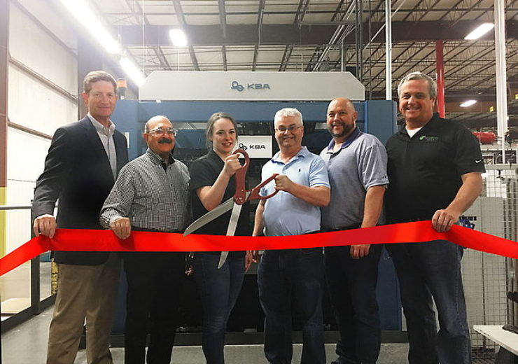 PaperWorks invests in Koenig & Bauer-Iberica 144K die cutters for US facility