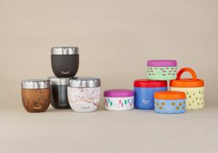 S'well launchs vacuum-insulated food containers
