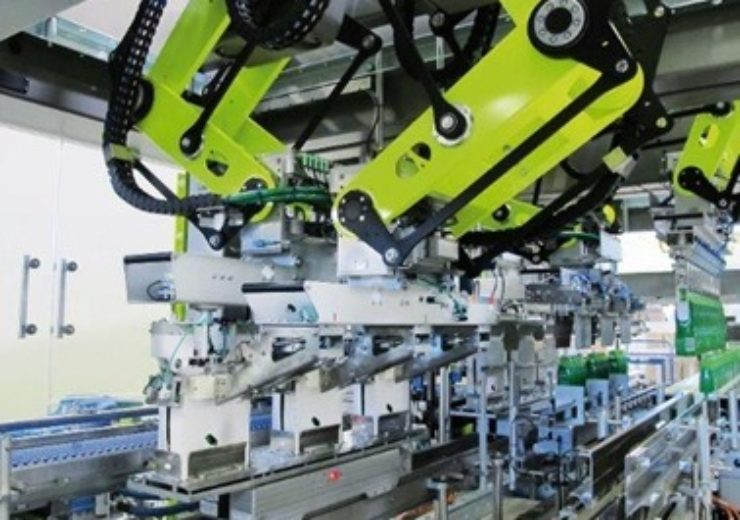 Schubert Robotics (Shanghai) to deliver TLM machine for Taiwan's TCI