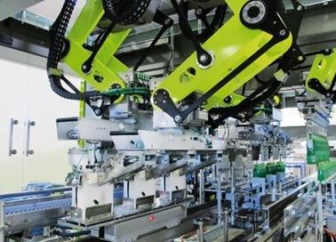 Image: The Schubert's TLM machines features modular design. Photo: courtesy of Gerhard Schubert GmbH.