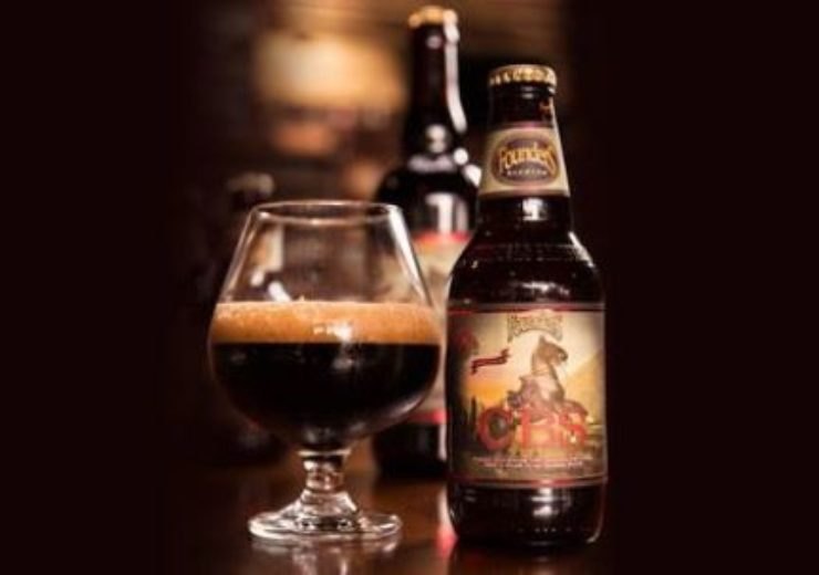 Ardagh produces 12oz glass bottles for Founders Brewing's lager and stout