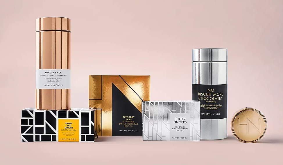 Harvey Nichols packaging