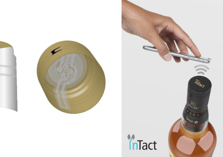 Toppan, Amcor provide NFC tag-enabled anti-counterfeiting solution for wine and spirits