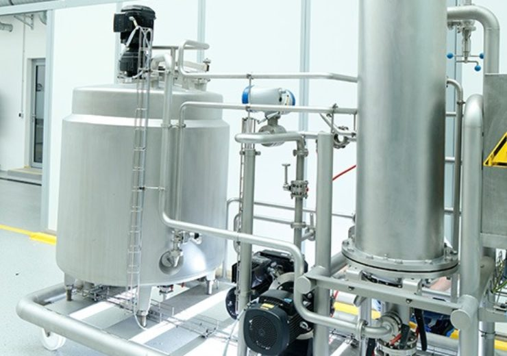 KHS' regenerative beer stabilisation now available for smaller breweries