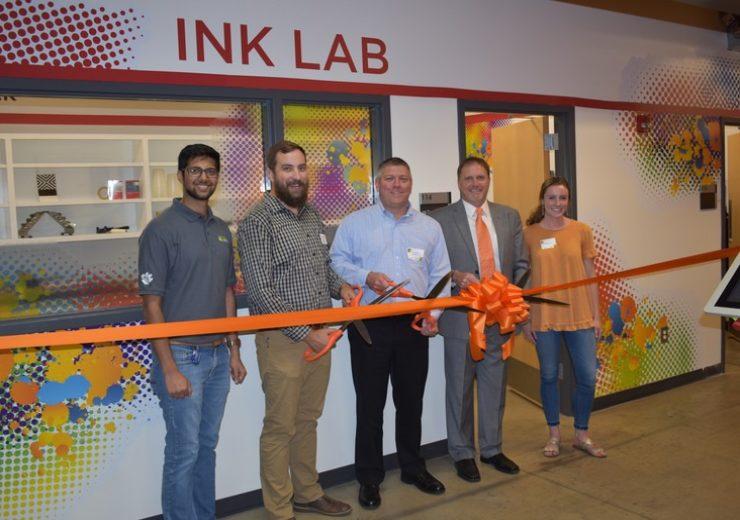 Siegwerk opens ink lab at Clemson University's Sonoco Institute in US