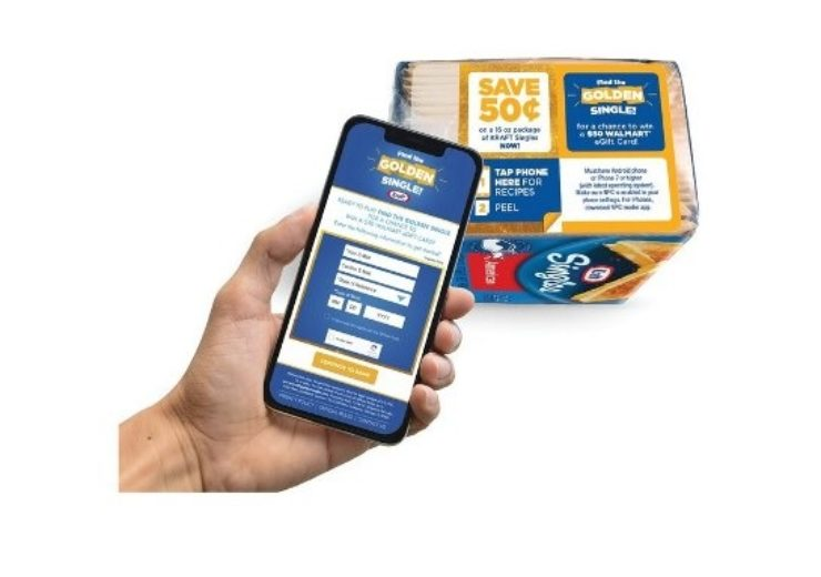 TPG Rewards launches 'Intelligent Packaging' programme for Kraft Cheese at Walmart