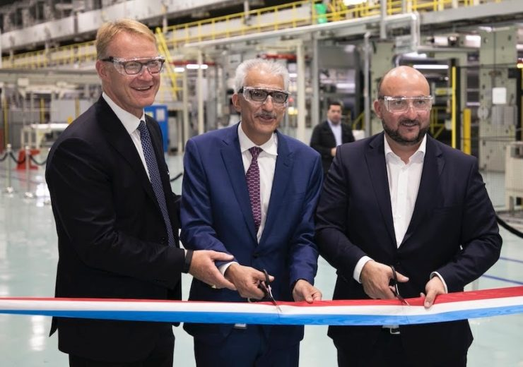 Avery Dennison expands production facility in Luxembourg