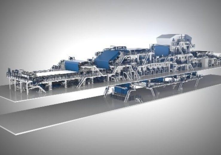 Andritz starts up MG paper machine at Zellstoff Pöls, Austria