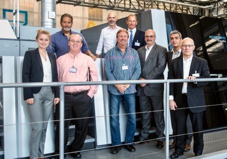 Arkay Packaging invests in Heidelberg Primefire 106 digital press