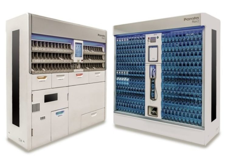 Parata Systems introduces new vial filling robot Max 2