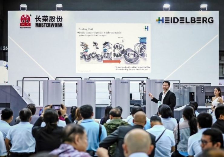 Heidelberg seizes upon dynamism of Asian market for packaging offensive