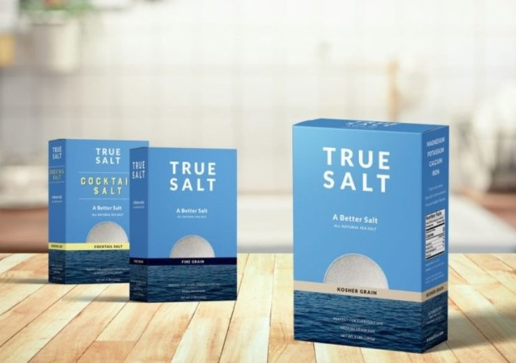 US firm True Salt unveils new recyclable three-pound box