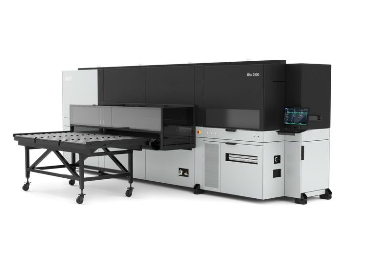Durst launches Rho 2500 modular series printer