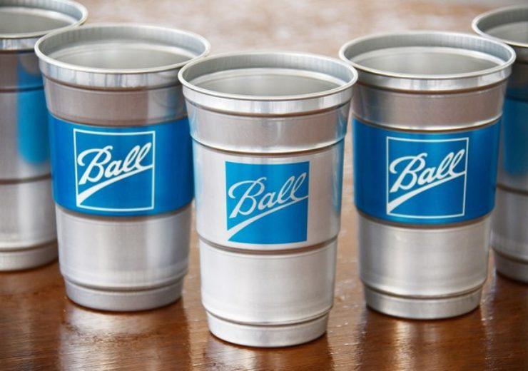 Ball to build $200m aluminium cups manufacturing plant in US