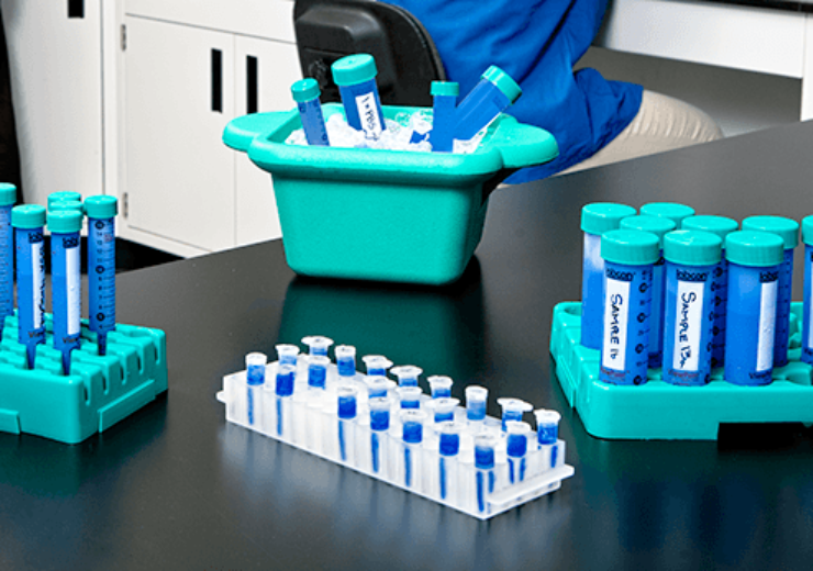 Labcon introduces new thermochromic centrifuge tube for laboratories