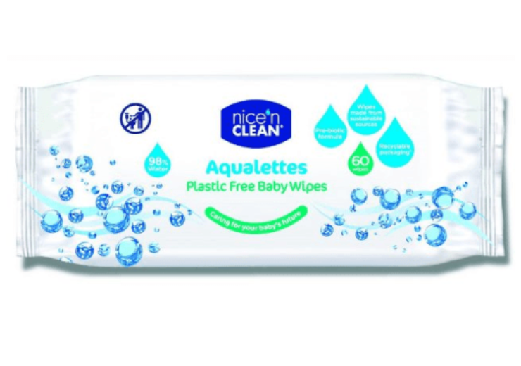 Nice-Pak introduces recyclable packaging for wet wipes
