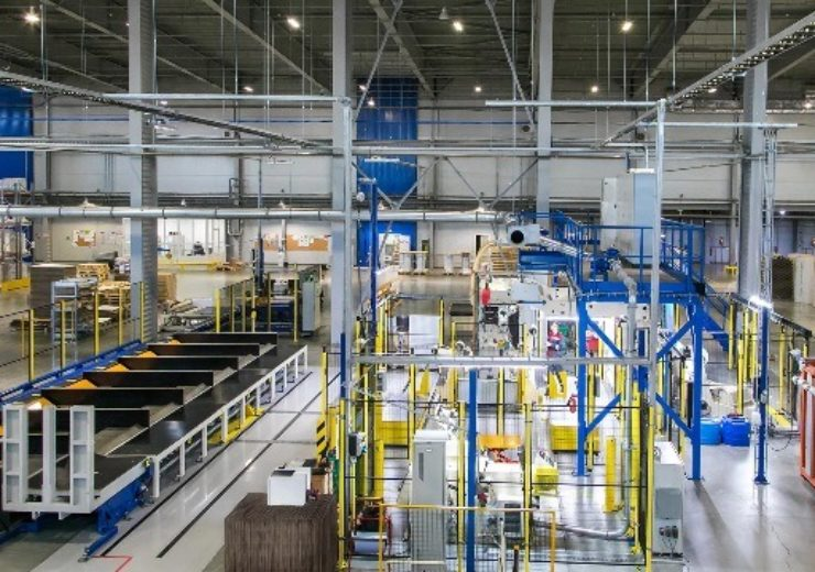 UPM Raflatac opens labelstock slitting and distribution terminal in Russia