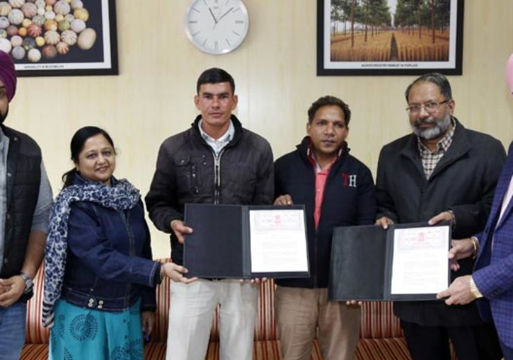 PAU inks pact for sugarcane juice bottling technology
