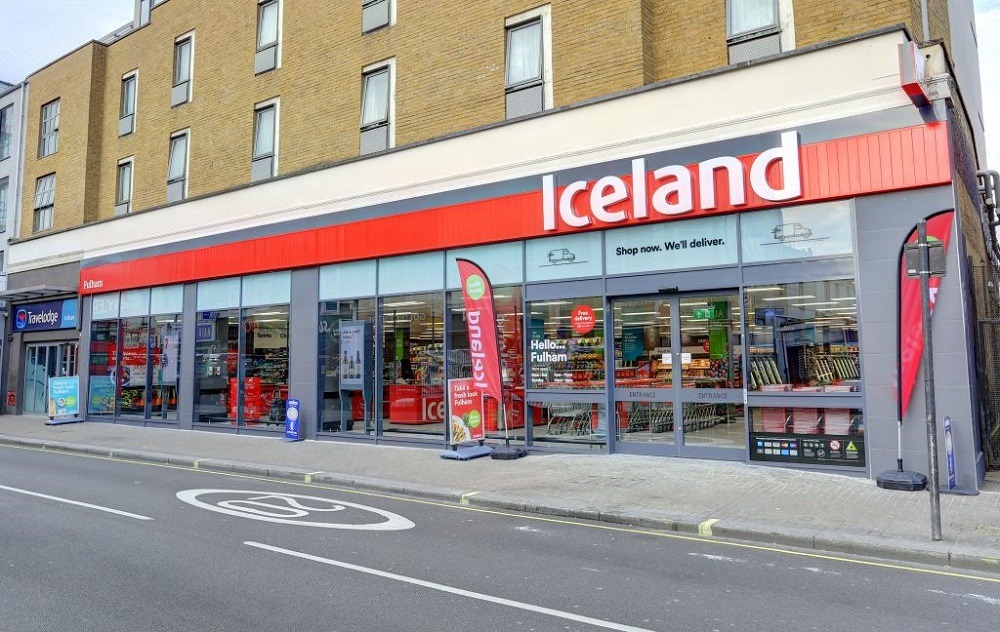 plastic free iceland, supermarket sector