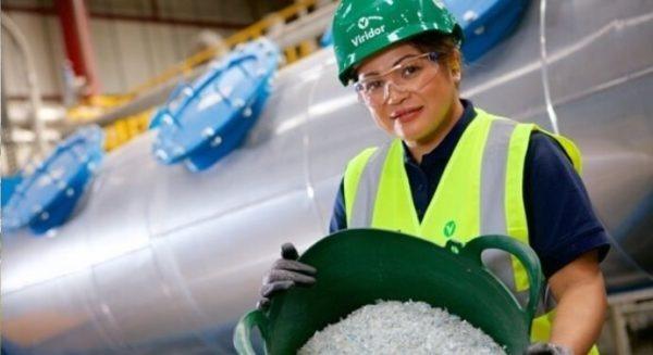 Image: Viridor will supply post-consumer recycled PET to Klöckner Pentaplast. Photo: courtesy of Viridor.