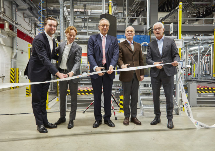 Siegwerk opens new blending centre in Siegburg, Germany