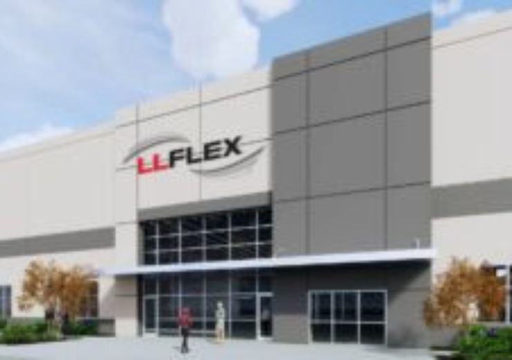 Packaging manufacturer LLFlex announces investment in North Carolina, US