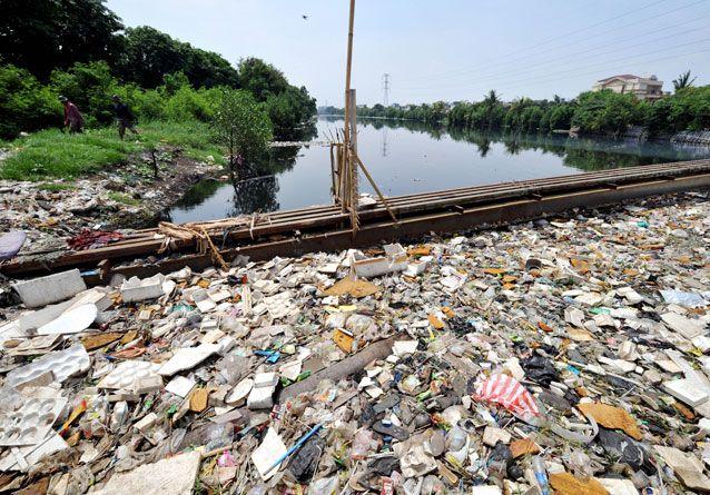 Indonesia plastic