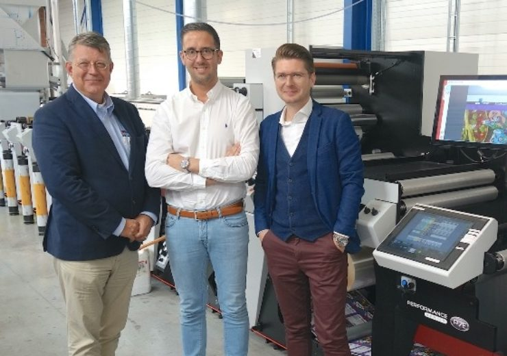 Mark Andy's Performance Series P7E press helps Flexprinter to expand business