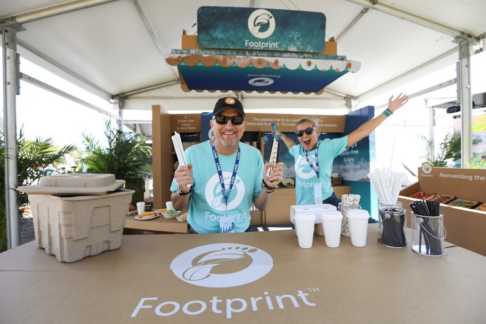 Footprint US, sustainable packaging innovators 2021