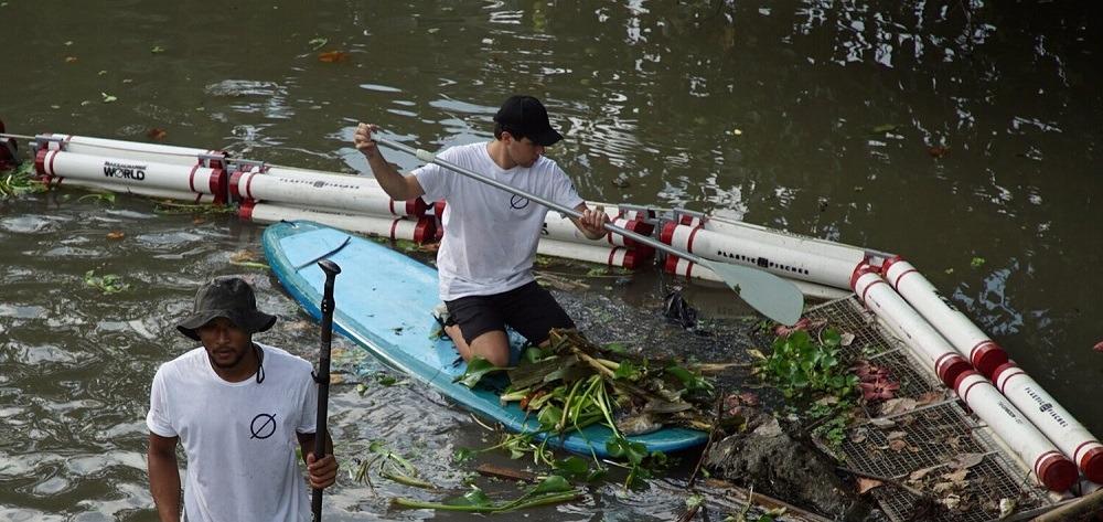 Sungai Watch, Indonesia plastic
