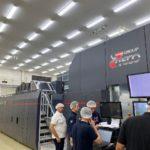 Packaging printer Kinyosha commences production on Sapphire EVO Press