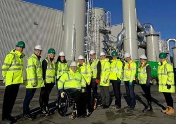 £700m household waste contract begins at Viridor's Bargeddie recycling hub