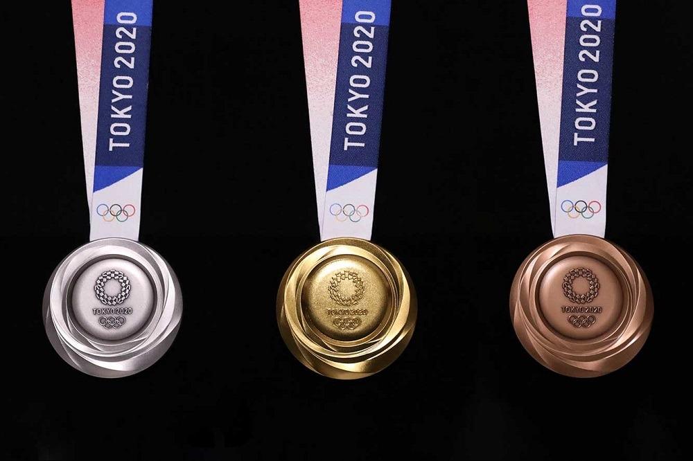 tokyo olympics plastic podiums