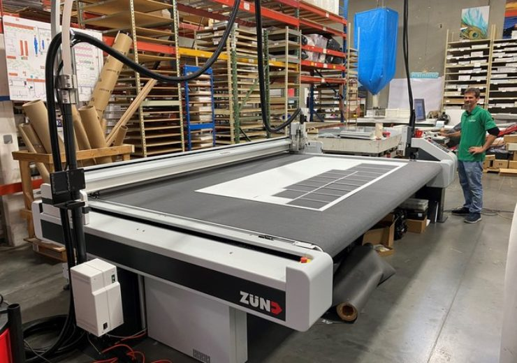 SunDance invests in Zünd G3 Digital Cutter