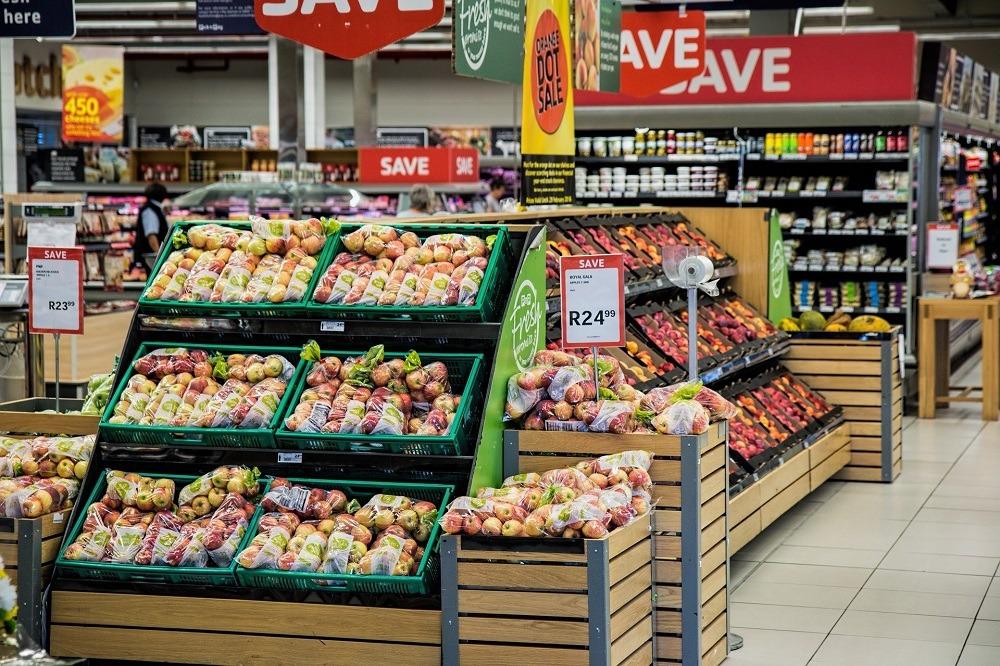 UK supermarkets plastic