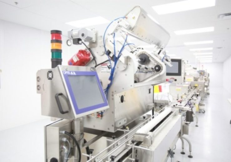 Aphena Pharma Solutions invests in new solid-dose bottling line