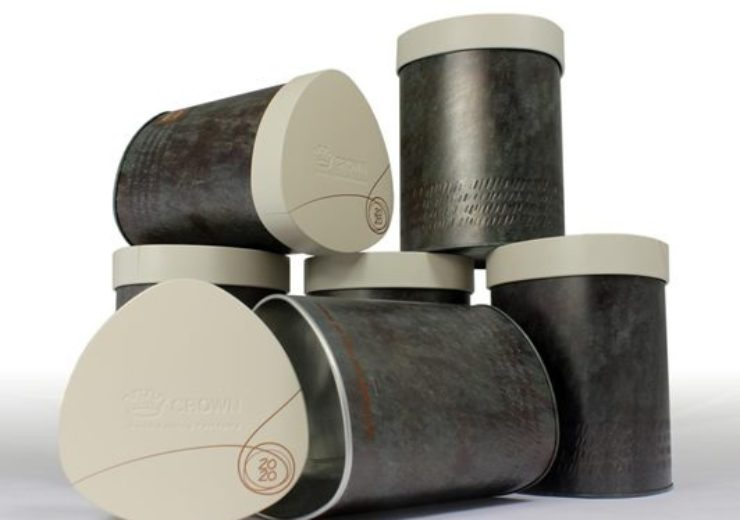 New gifting tin from Crown draws on colour trends analysis to highlight sustainable credentials of metal packaging