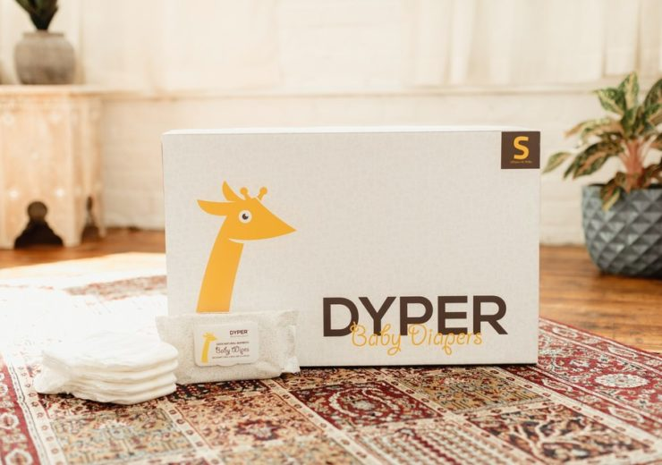 DYPER compostable diaper program