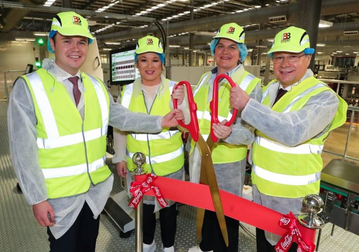 Coca‑Cola HBC installs new canning line at Lisburn Plant in Northern Ireland