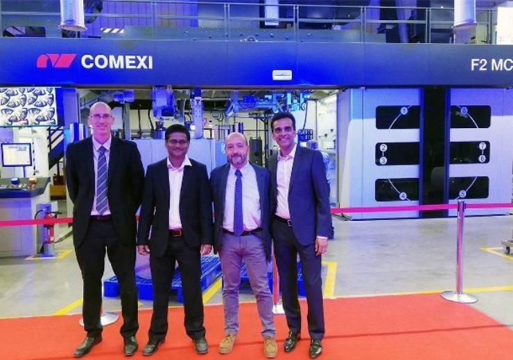 Constantia Flexibles installs three Comexi machines at Indian facility