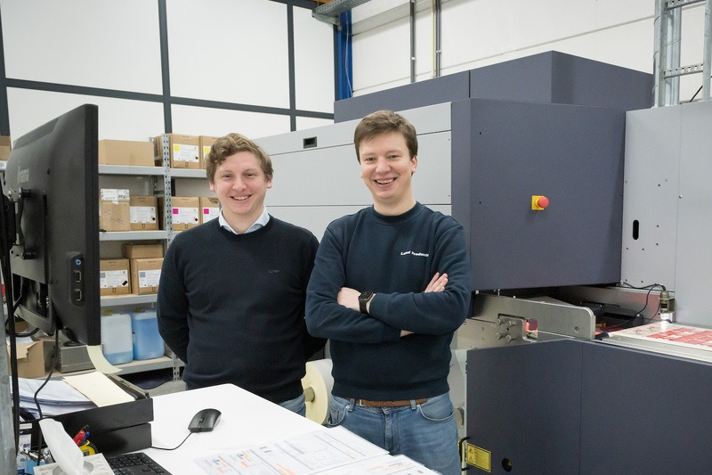 Belgium's Label Products installs Durst's Tau 330 RSC E press
