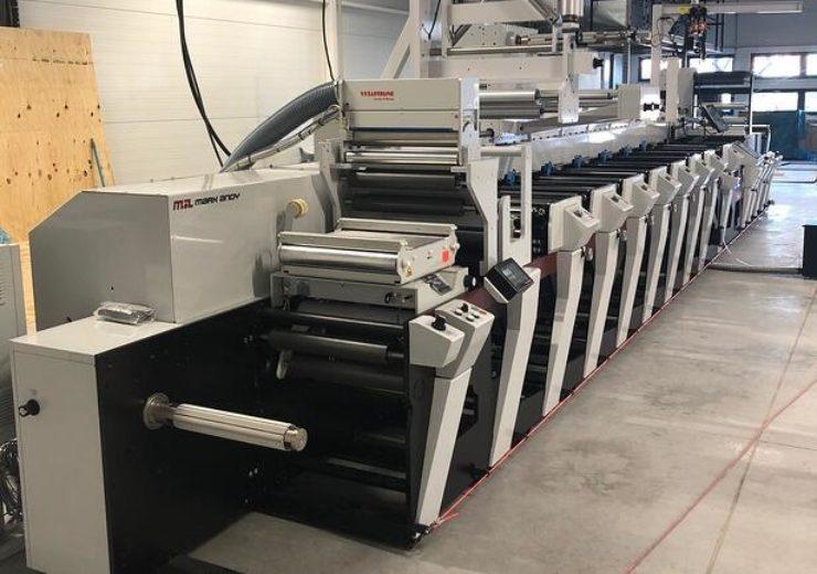 Polish converter MZ Graf invests in Mark Andy P7E press