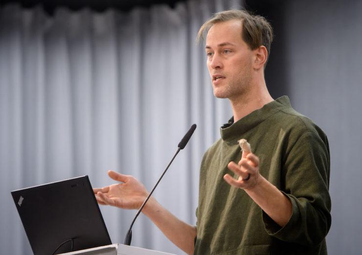 Food waste campaigner Tristram Stuart on bioplastics and how Covid-19 could change consumer habits