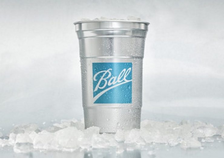 Ball selects Acosta for retail and on-premise launch of recyclable aluminium cups
