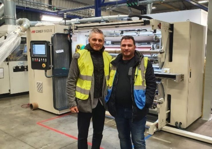 Makoter invests in Comexi S1 DS slitter with laser technology