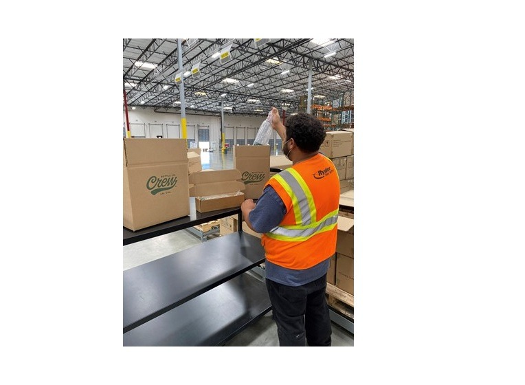 Ryder expands e-commerce fulfillment network with food-grade capabilities and additional locations