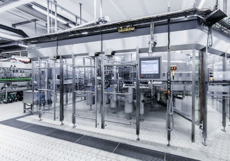 German brewery Pyraser Landbrauerei purchases KHS glass bottle filler