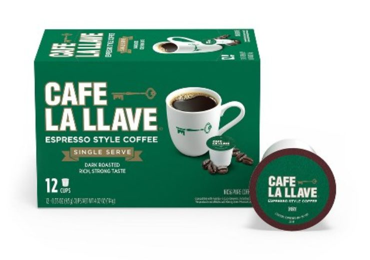 Café La Llave Espresso Single Serve Coffee Pods