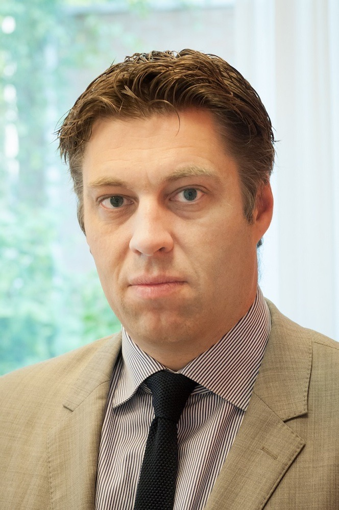 DS Smith paper boss Niels Flierman
