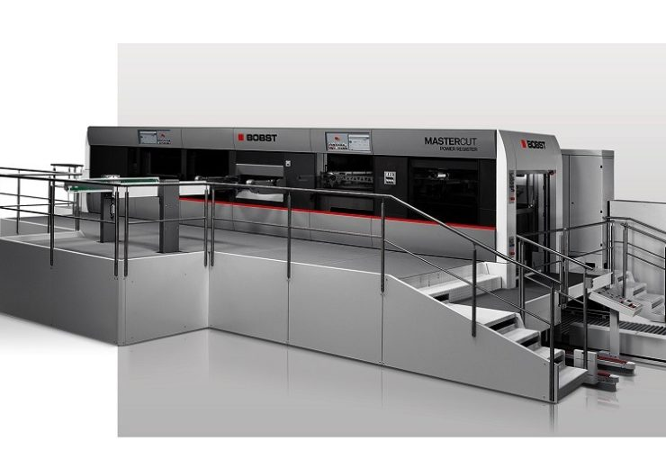 Oliver Print & Packaging invests in Bobst  MASTERCUT flatbed die-cutter